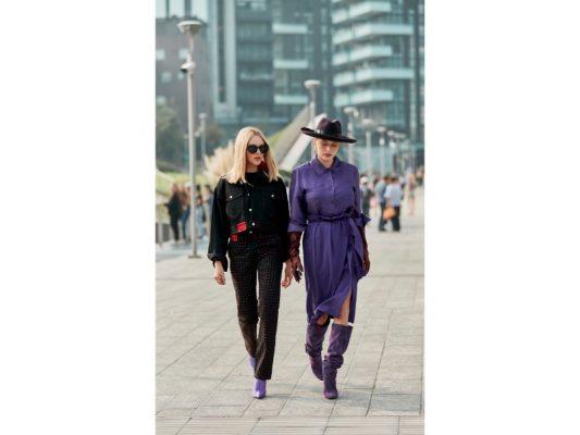 fashion week de milan tendance des chapeaux