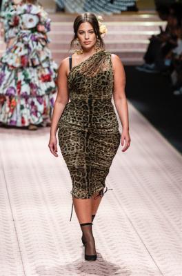 robe léopard dolce & gabbana
