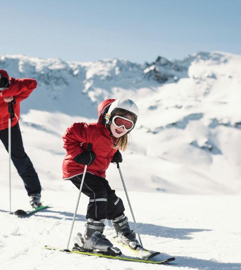 Nos 5 stations de ski préférées pour des vacances en famille
