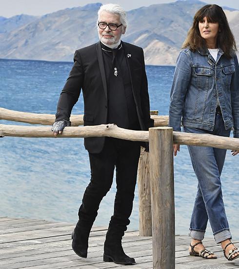 Virginie Viard : 5 choses que vous ne saviez pas sur celle qui succède à Karl Lagerfeld