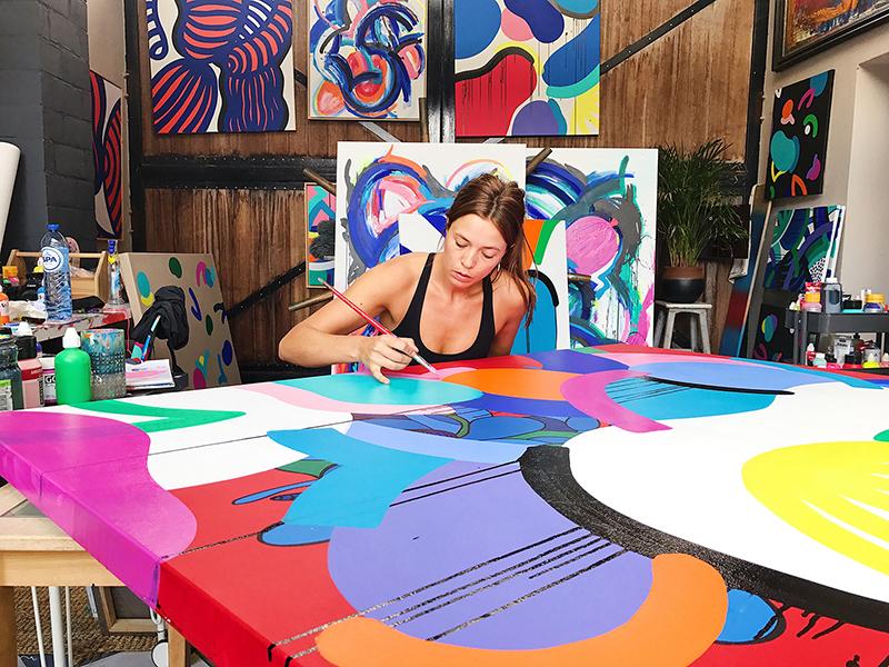 L'affordable Art Fair : le rendez-vous incontournable avec l'art contemporain abordable - 3