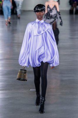Paris Fashion Week : ambiance rock et looks ultra-chics au défilé Balmain 150*150