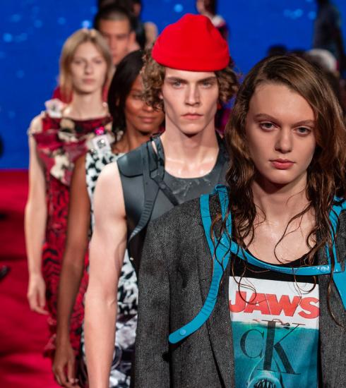 Mode : Calvin Klein arrête la mode haut de gamme et se concentre la mode grand public