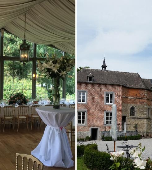 10 lieux d'exception où se marier en Belgique