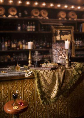Telenet lance un pop-up bar à Anvers sur le thème de Game of Thrones 150*150