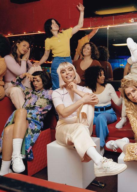 8 mars : & Other Stories et L.A. Municipal Dance Squad encouragent les femmes à lâcher prise - 2