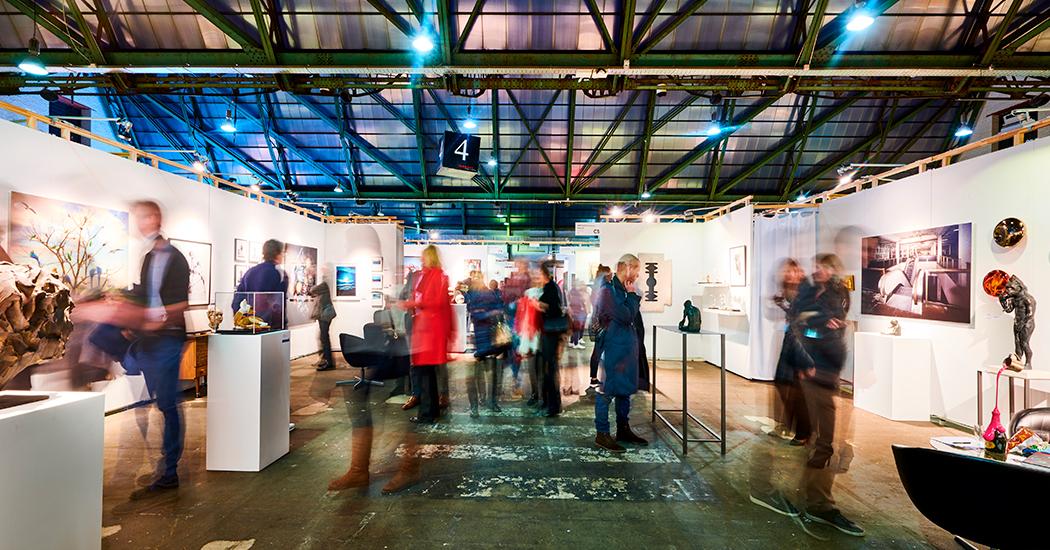 L'affordable Art Fair : le rendez-vous incontournable avec l'art contemporain abordable