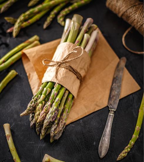 5 recettes faciles et succulentes avec des asperges vertes