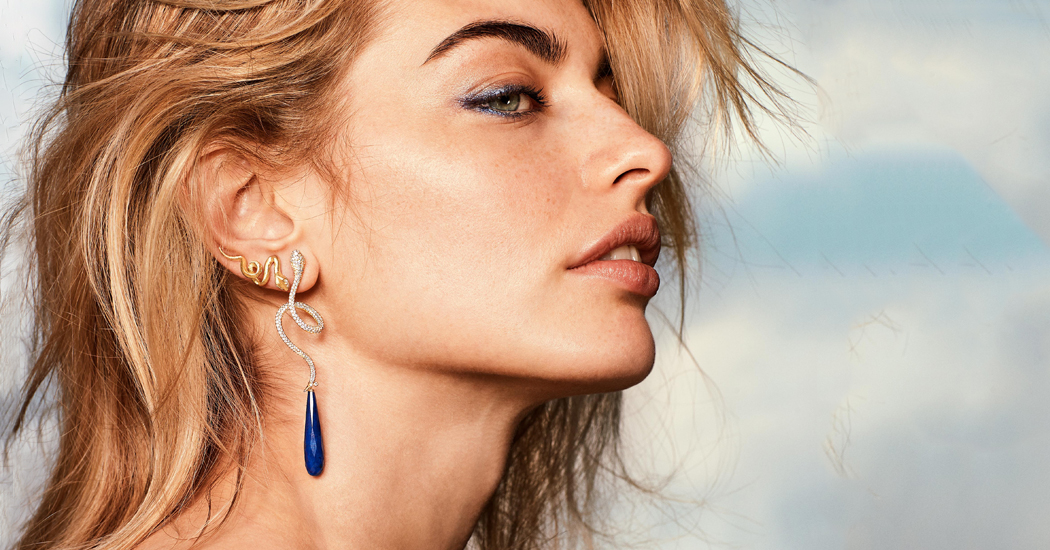 Crush of the day : la collection de bijoux SNAKES d'Ole Lynggaard Copenhagen