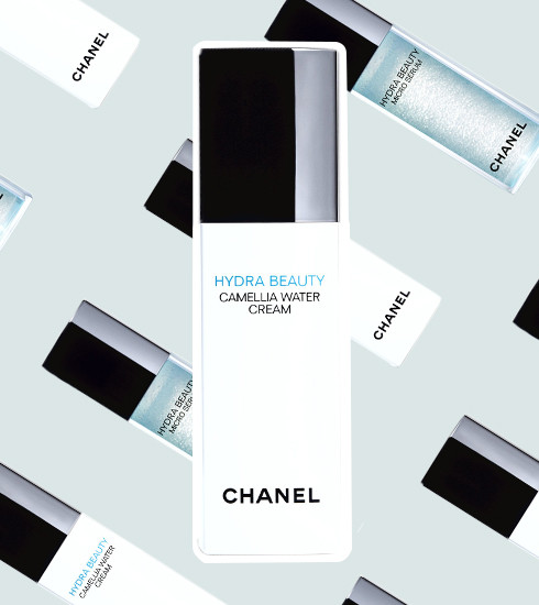 Beauté : on craque pour la nouvelle hydra beauty Camellia Water Cream de Chanel