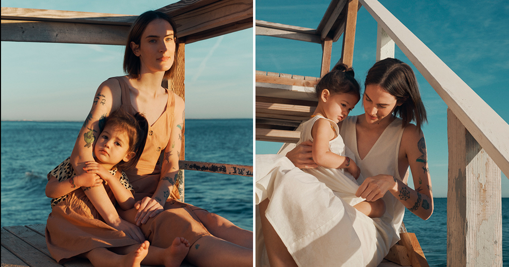 Crush of the day : la collection Mommy & Me d'Edited