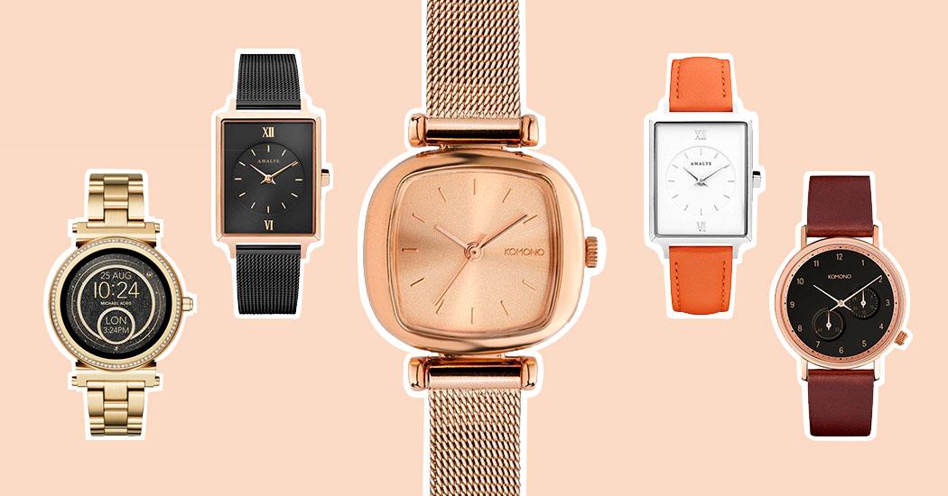 Notre sélection de montres pour passer à l'heure d'été en beauté