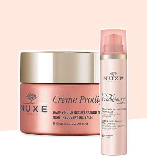 Crush of the day : la gamme Crème Prodigieuse Boost de Nuxe