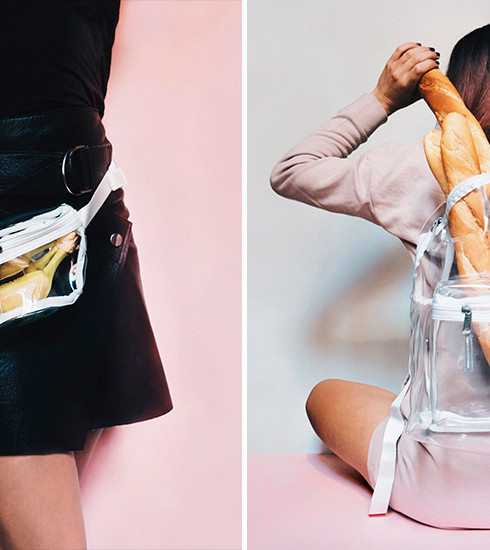 Crush of the day : la collection transparente et tendance d'Eastpak