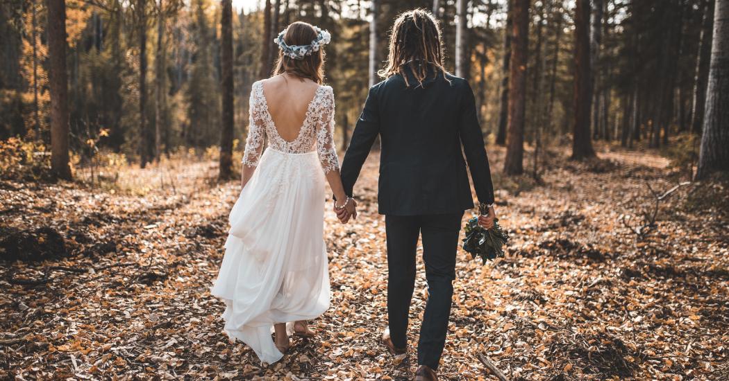 Les plus grandes tendances mariage pour 2019 repérées sur Pinterest