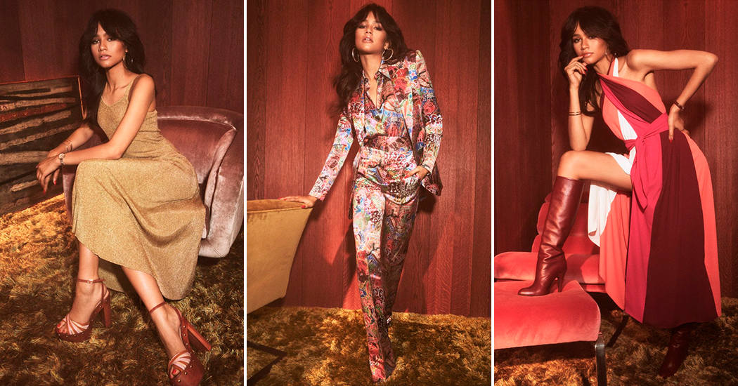 Tommy Hilfiger X Zendaya : une collection seventies et body positive qu'on adore !