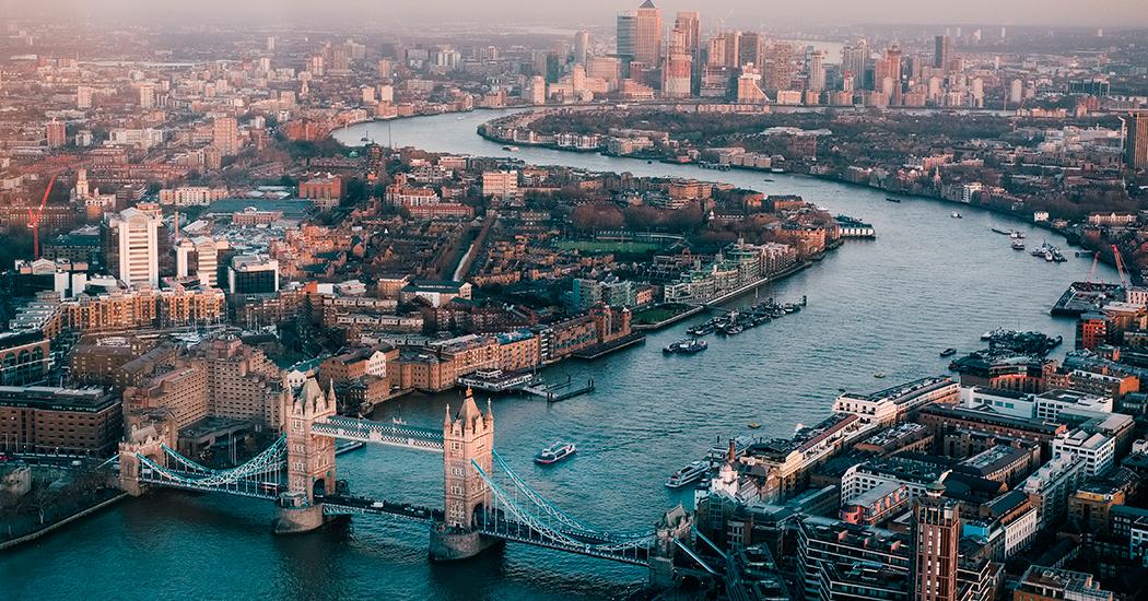 Quelles sont les villes les plus instagrammées d'Europe ?