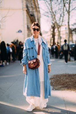 Street style : les plus beaux looks de la fashion week de Paris 150*150