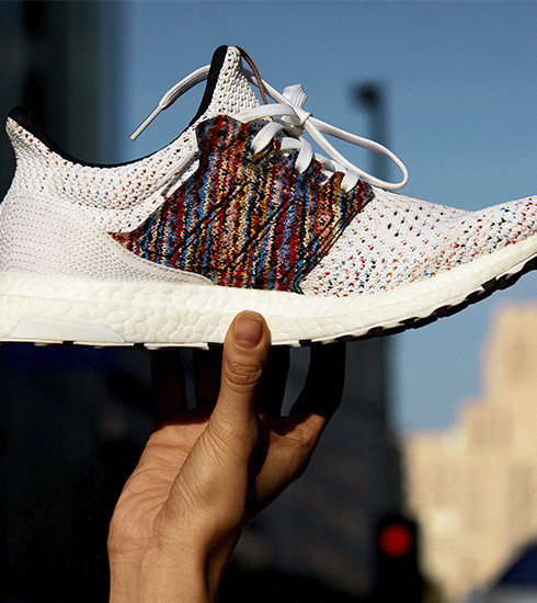 Missoni x Adidas : les baskets de running les plus mode de la saison