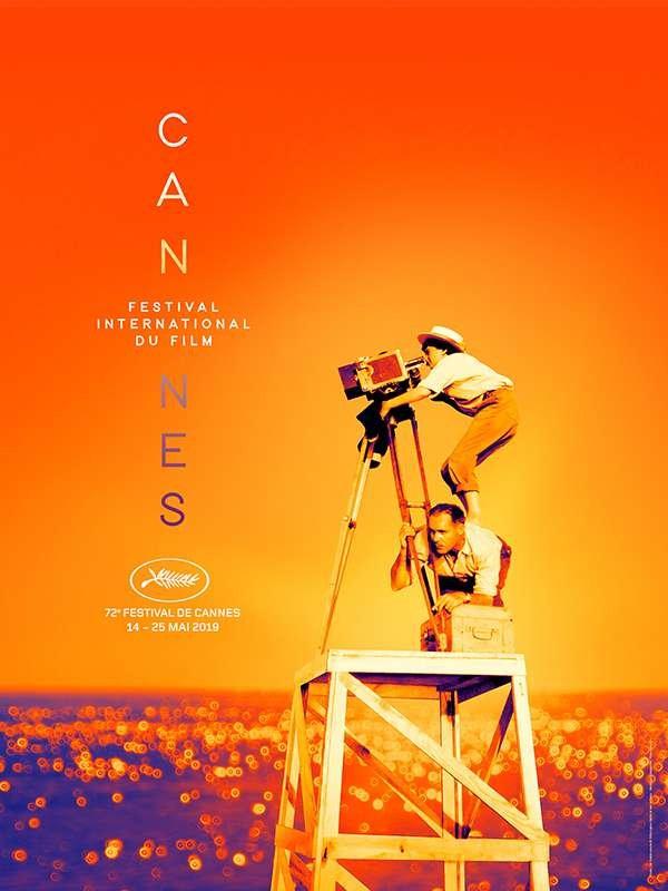 Festival de Cannes 2019 : l'affiche officielle rend hommage à Agnès Varda - 1