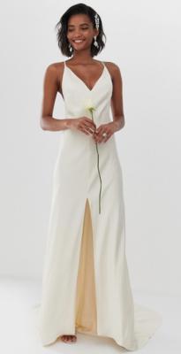 Tendance & sélection shopping : les robes de mariée à prix mini