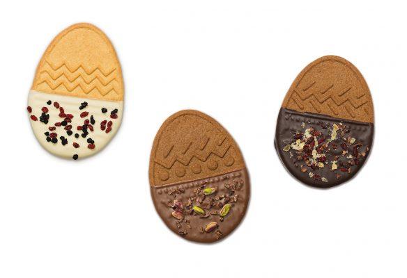 Oeuf spéculoos et chocolat, Dandoy, 14€