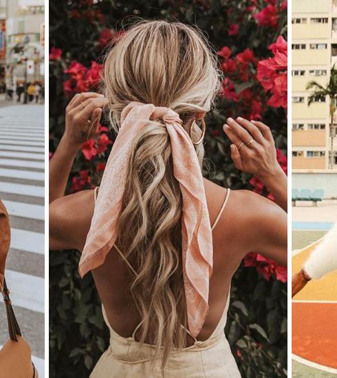Quelles sont les plus jolies coiffures simples à adopter ce printemps/été ?