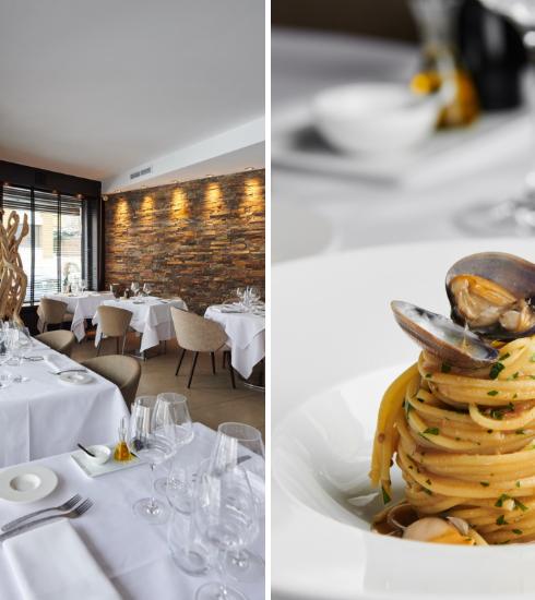 Bruxelles : l'étoilé Da Mimmo nous donne une leçon de gastronomie italienne