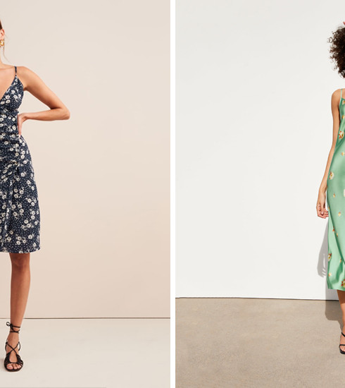 Shopping : 25 robes à fleurs pour toutes les morphologies