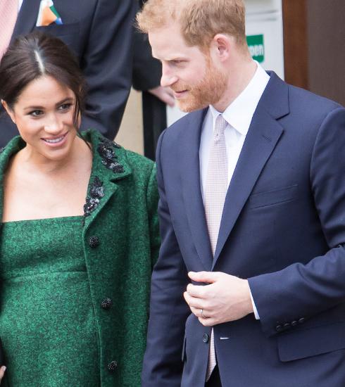 Royal Baby : Meghan Markle a accouché, et c'est un(e)…