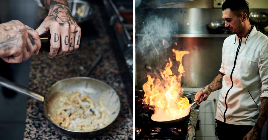 Bruxelles : l'Osteria Romana met l'Italie (et la carbonara) dans nos assiettes