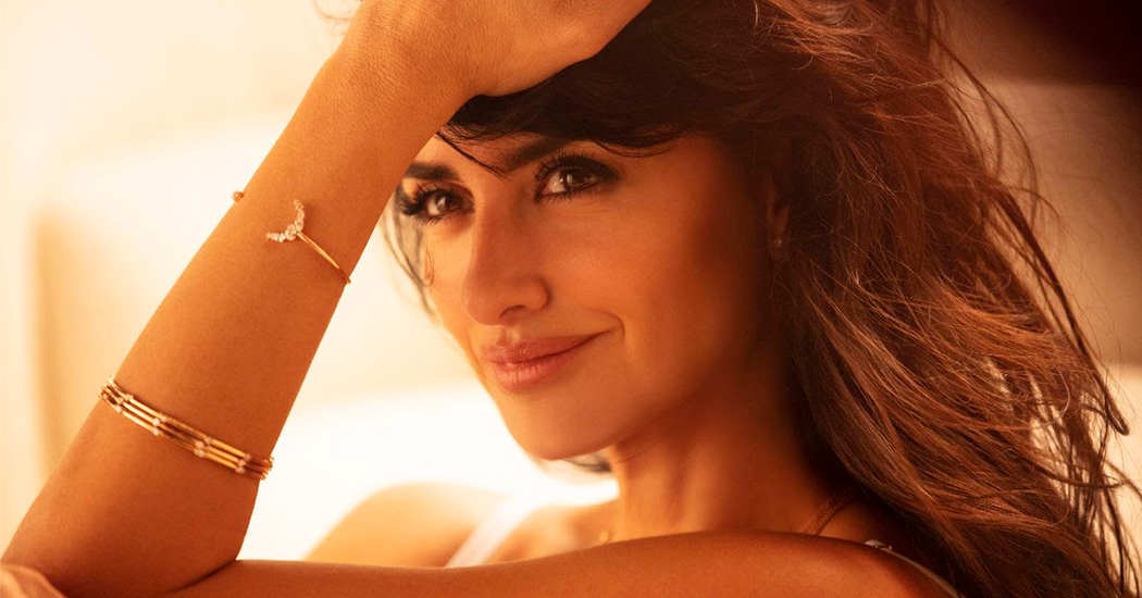 Crush of the day : la collection Moonsun de Swarovski et Penélope Cruz