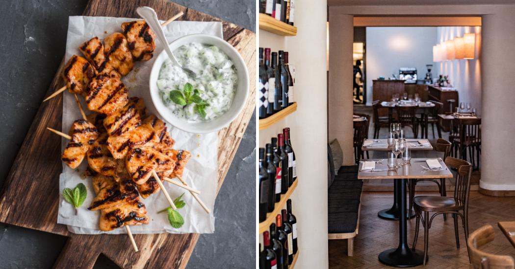 Nos restaurants grecs préférés à Bruxelles