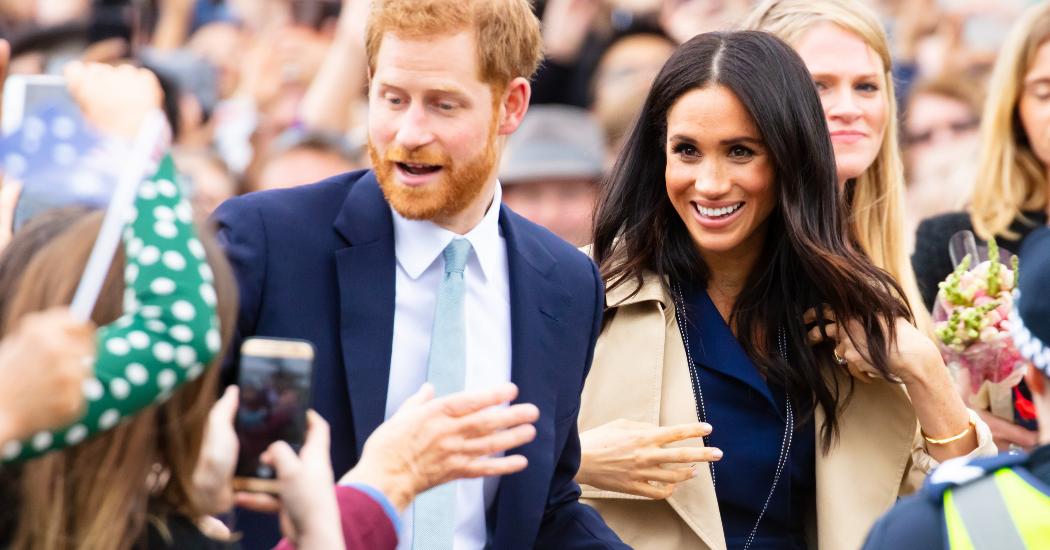 Meghan Markle et le prince Harry lancent leur propre compte Instagram