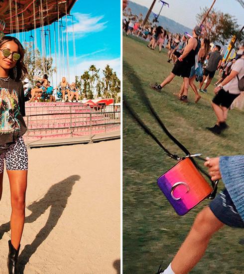 Street styles : les looks les plus marquants de Coachella 2019