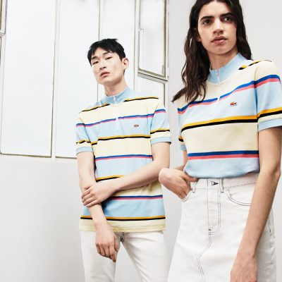 Crush of the day : Lacoste x Opening Ceremony, la collab qui brise les codes du polo 150*150