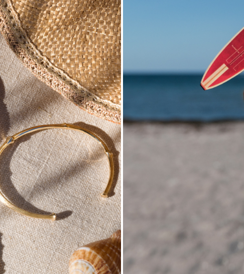 Crush of the day : les bracelets de surfeuse Ole Lynggaard Copenhagen