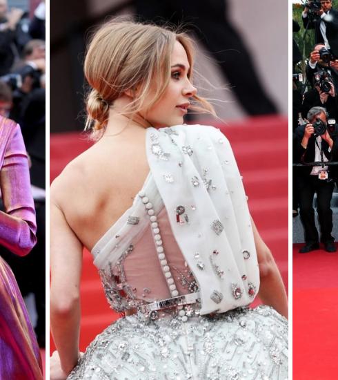 Cannes semaine 1 : tous les plus beaux looks du tapis rouge