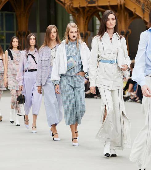 Défilé Chanel Croisière 2019/2020 : invitation au voyage au Grand Palais