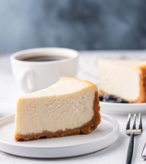 Recette : cheesecake express sans cuisson