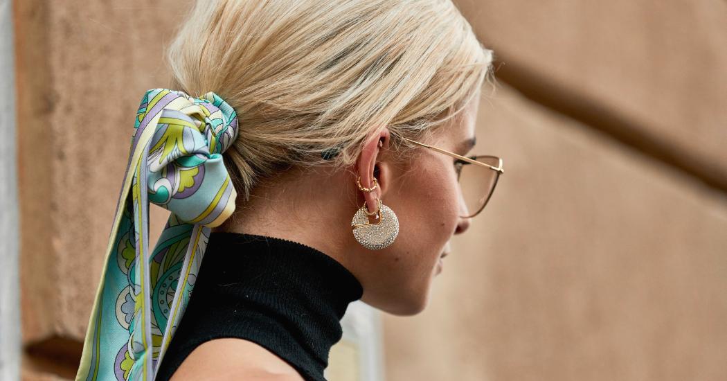 Repéré sur Pinterest : 10 coiffures de demoiselle d'honneur parfaites et faciles à faire