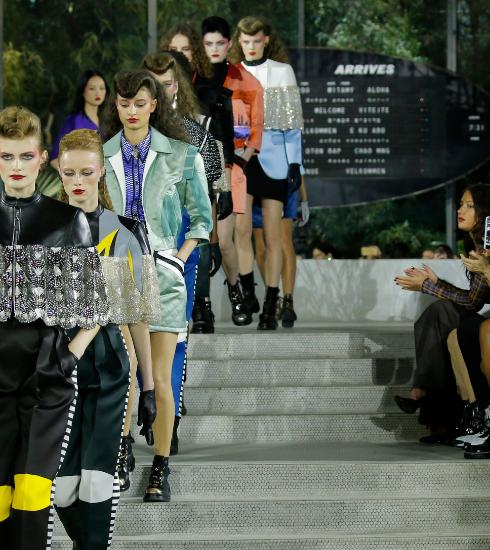 Défilé Louis Vuitton Croisière 2020 : embarquement immédiat
