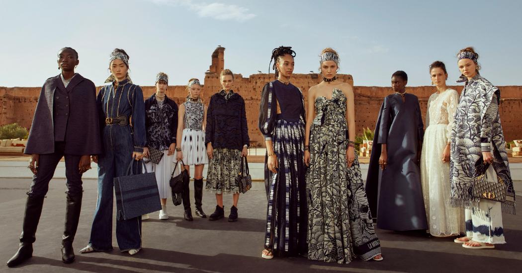 Défilé Dior Croisière 2020 : retour en images sur la collection, les célébrités et la scénographie !