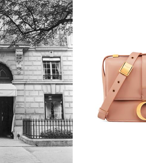 Dior lance son sac 30 Montaigne, inspiré de l'adresse mythique parisienne