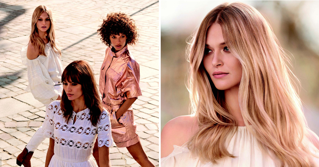Le hair bronzing, la tendance capillaire que l'on va toutes adopter cet été