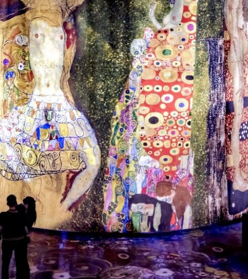 L'exposition Klimt revient au Palais des Lumières cet été à Paris