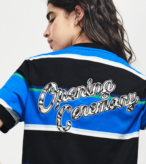 Crush of the day : Lacoste x Opening Ceremony, la collab qui brise les codes du polo