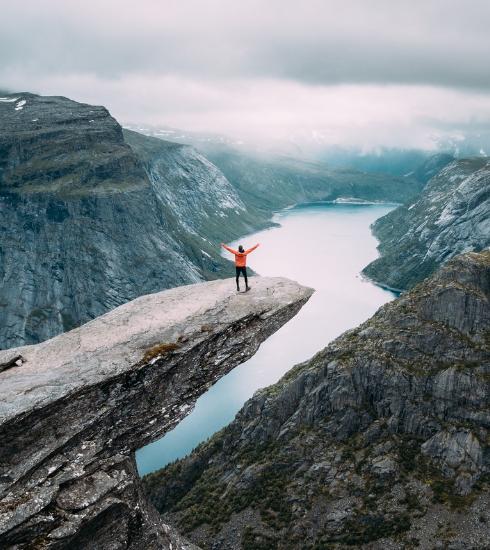 Voyage : cet été, on opte pour un road trip sauvage en Norvège