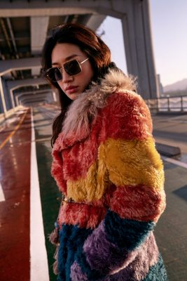 Crush of the day : La nouvelle collab Ray-Ban Studios x Peggy Gou 150*150