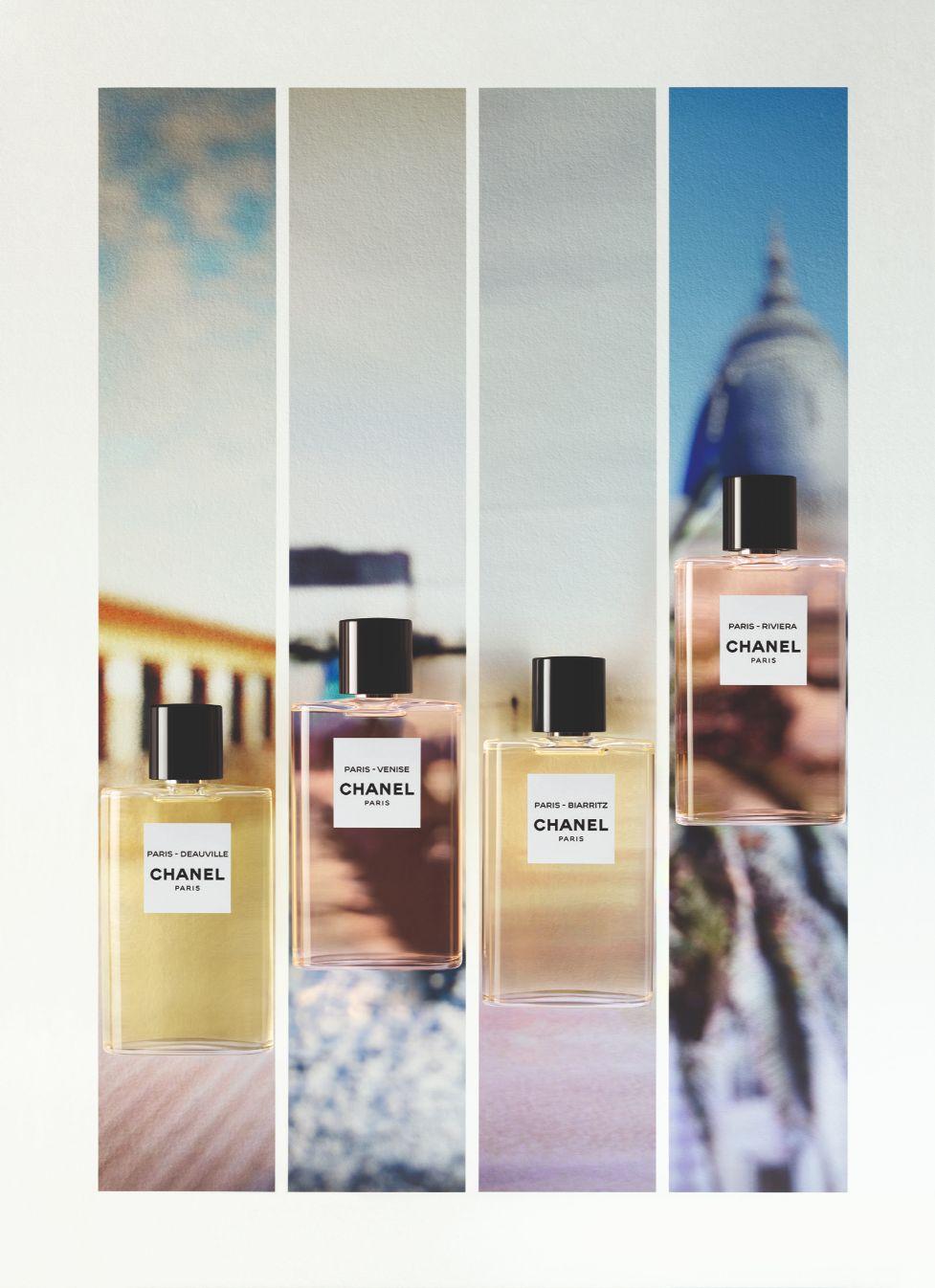 Crush of the day : Paris-Riviera, la nouvelle Eau de Chanel qui sent bon la Côte d'Azur - 1